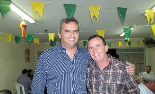 prefeito e vice de sanharó