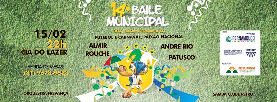 14 baile municipal