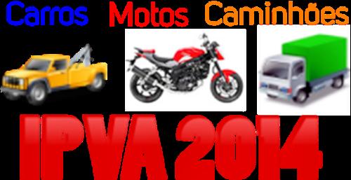IPVA-2014-MOTOS-CARRROS
