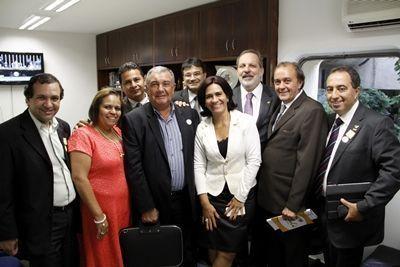 monteiro com prefeitos