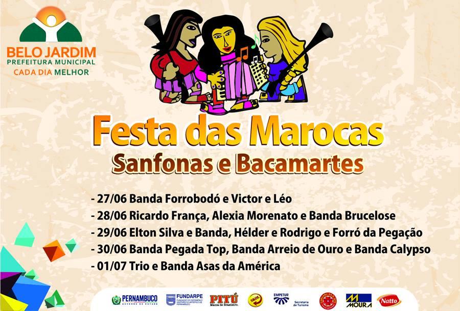 festa das marocas 2014