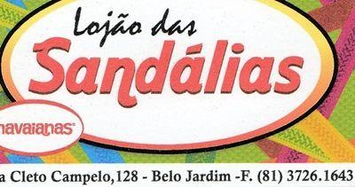lojão das sandalias