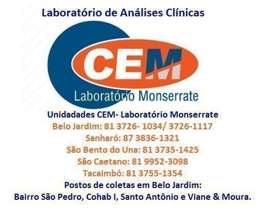 laboratorio CEM
