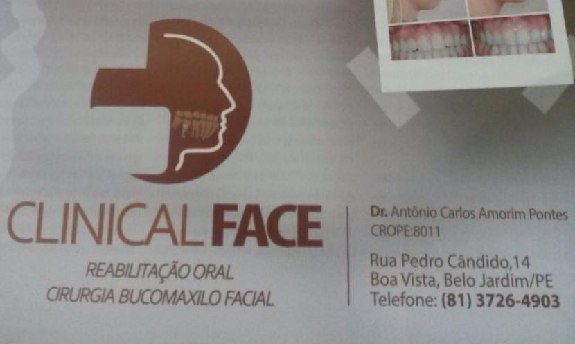 clinical face