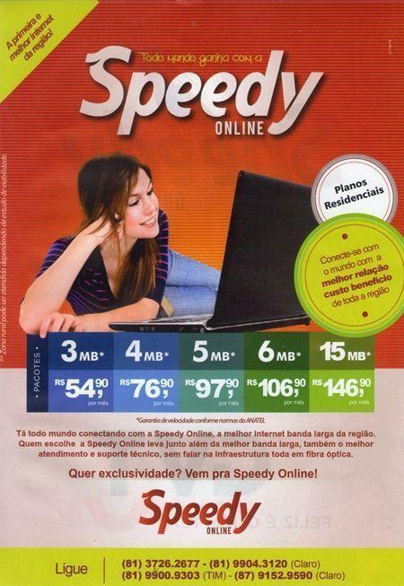 speedy online