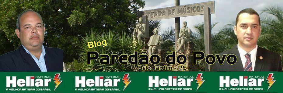 Paredão do Povo – Belo Jardim